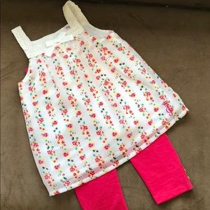 Juicy Couture baby girl outfit - 12-18 months